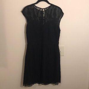 Dolce Vita Black Cocktail Dress